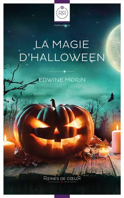 La Magie d'Halloween Edwine Morin - Nouvelle Lesbienne