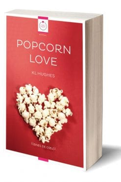 Popcorn Love de KL Hughes - Livre Papier