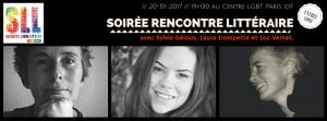 Dédicace roman lesbien La Brise du Désir de Sylvie Géroux