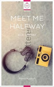 couvertures de livres lesbiens - meet me halfway version alternative