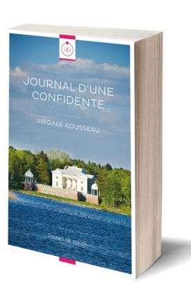 Journal Confidente Virginie Rousseau