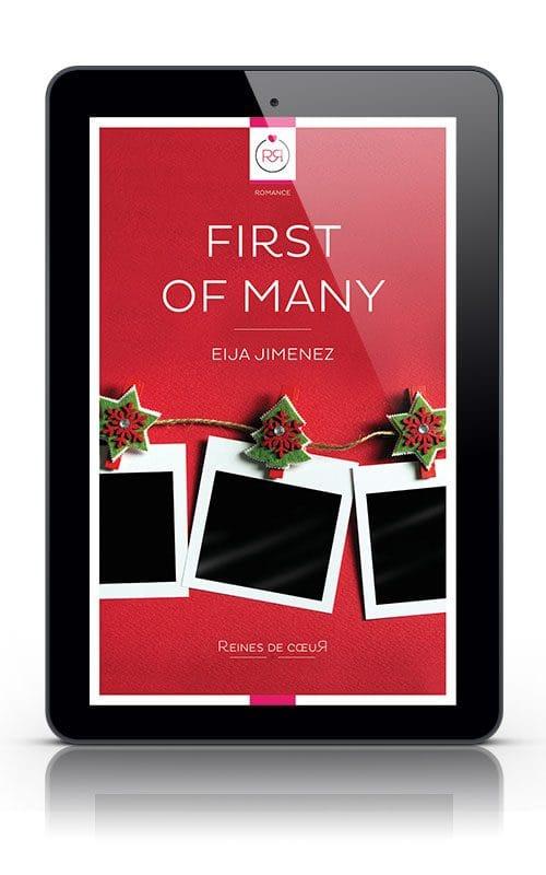 First of Many Eija Jimenez Tablette