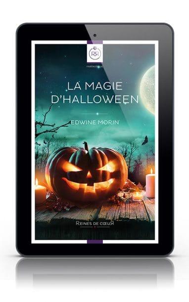 La Magie d'Halloween Edwine Morin Tablette