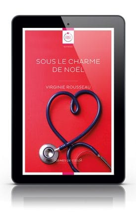 Sous le Charme de Noel Virginie Rousseau Tablette