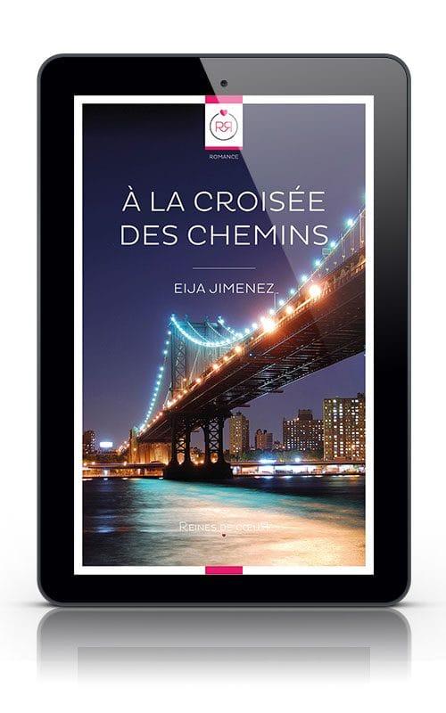 A La Croisee des Chemins Eija Jimenez Tablette