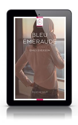 Bleu emeraude emily everson tablette