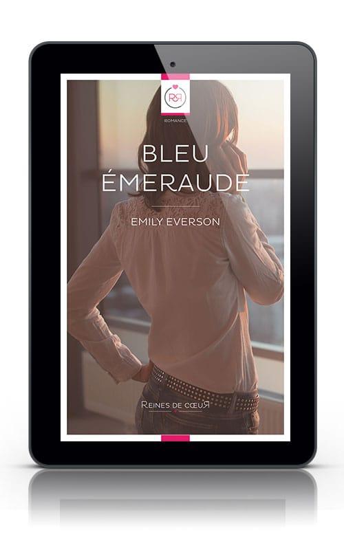 Bleu emeraude emily everson tablette