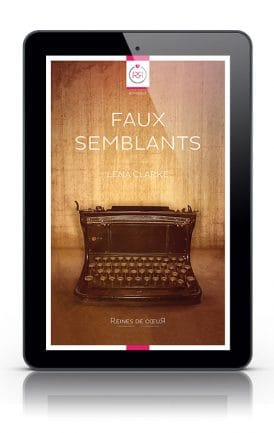 Faux Semblants Lena Clarke Tablette
