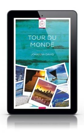 Tour du Monde Johanna David Tablette