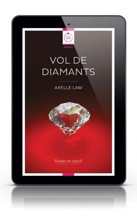 Vol de Diamants Axelle Law Tablette