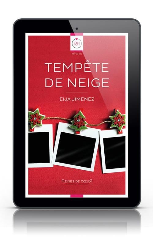 Tempete de Neige Eija Jimenez Tablette