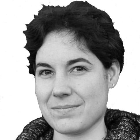 Ophélie Hervet - Image noir et blanc