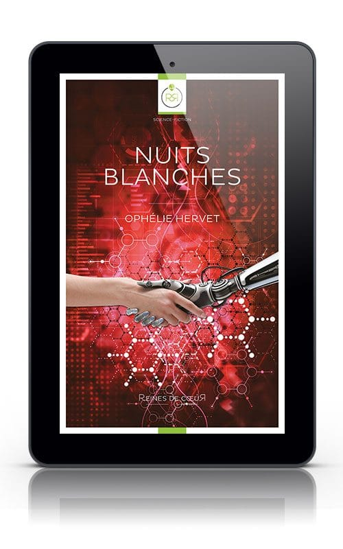 Tablette Nuits Blanches Ophelie Hervet