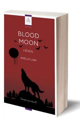Blood Mon L'éveil - Axelle Law - PAPIER