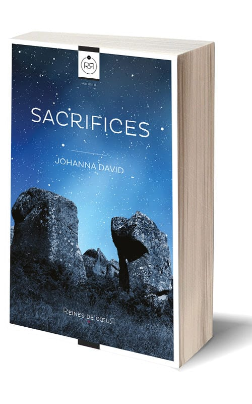 Sacrifices premier roman policier de Johanna David