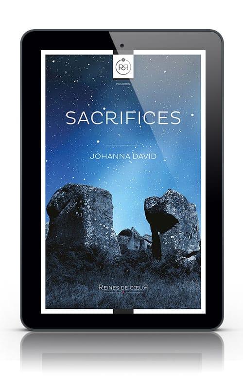 Sacrifices Johanna David Tablette