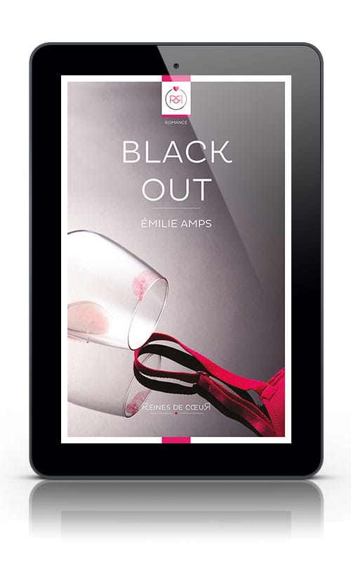 Livres Lesbiens pas cher - Black Out d'Emilie Amps (version tablette)