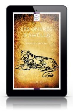 Les Ombres d'Awella de Solène Nahodha - version tablette
