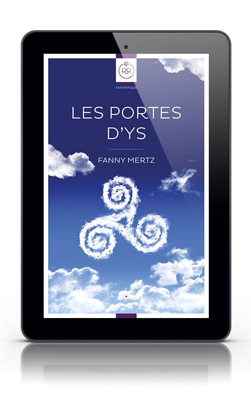 Les Portes d'Ys de Fanny Metz - Version Tablette