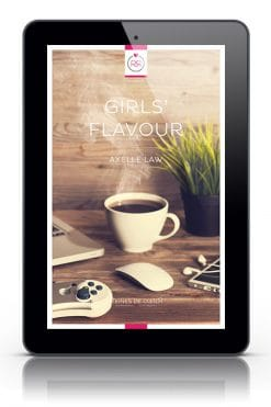 Girls' Flavour - Axelle Law - Format Tablette
