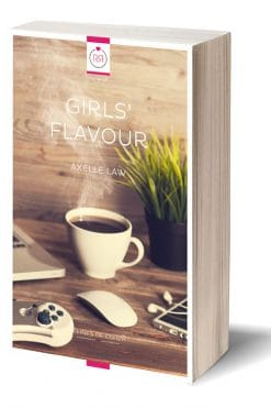 Girls' Flavour - Axelle Law - Livre Papier