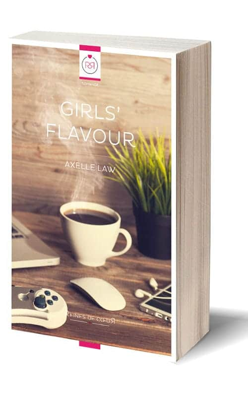 Girls' Flavour - Axelle Law - Livre Papier
