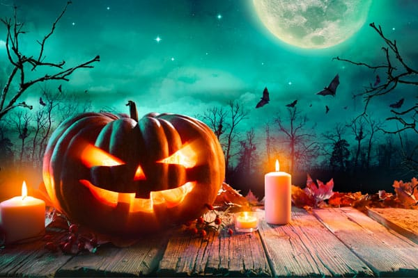 Image Originale - La magie d'Halloween