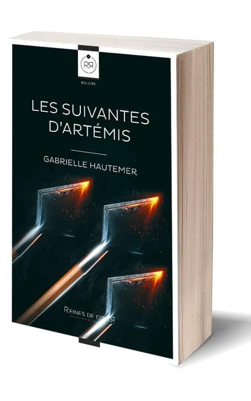 Les Suivantes d'Artémis de Gabrielle Hautemer - Format Papier