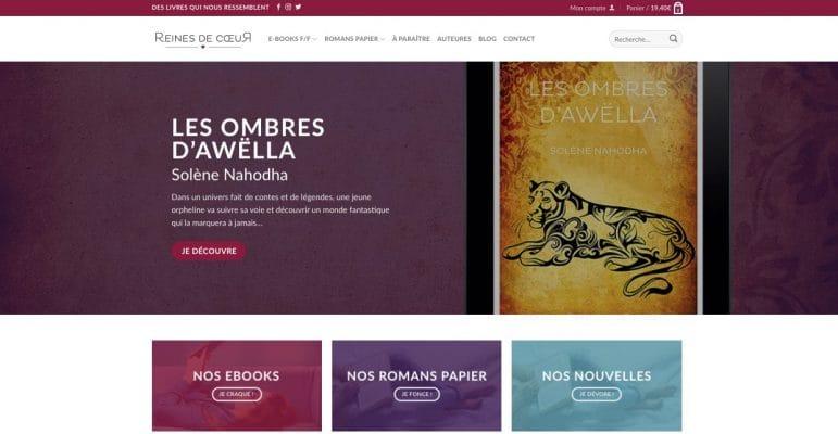 Site web lesbien