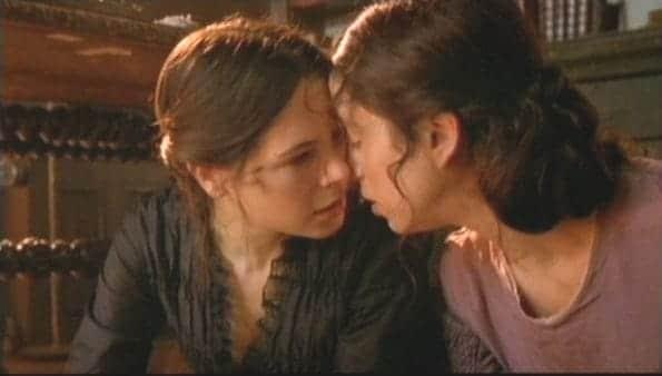 Romance Historique Lesbienne - Extrait du téléfilm Fingersmith