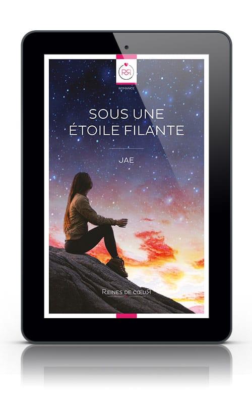 Sous une étoile filante de Jae - Version tablette
