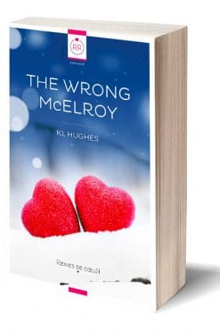 The Wrong McElroy - KL Hughes - Format Papier