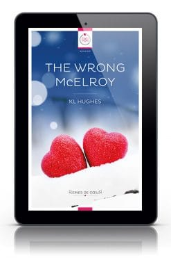 The Wrong McElroy - KL Hughes - Format Tablette