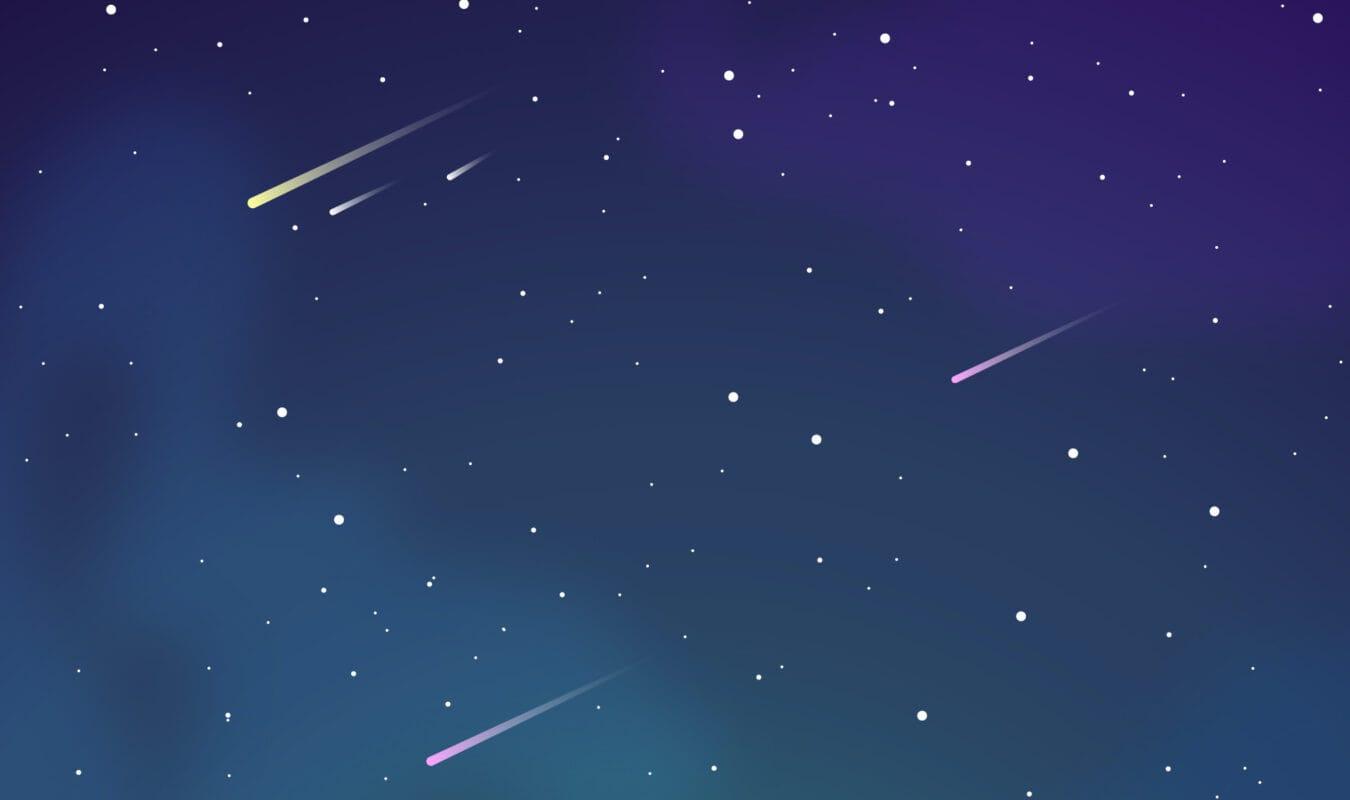 Jae traduction française Under A Falling Star
