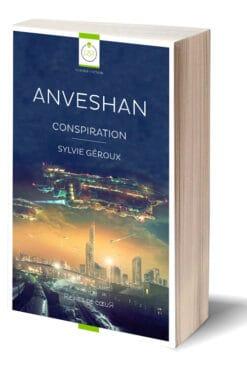 Anveshan Conspiration Papier - Sylvie Géroux