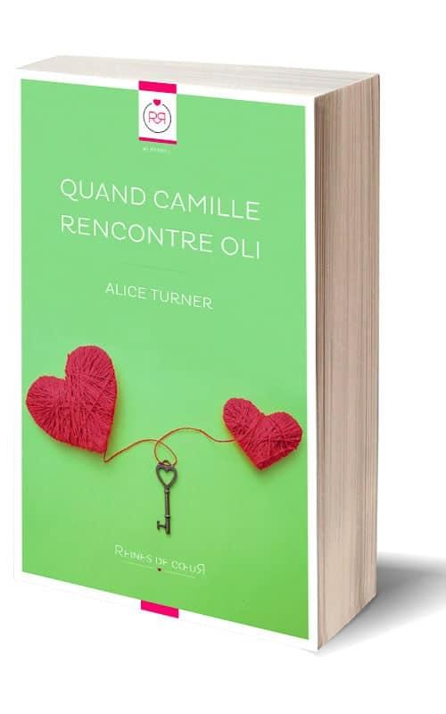 Quand Camille Rencontre Oli d'Alice Turner Format Papier