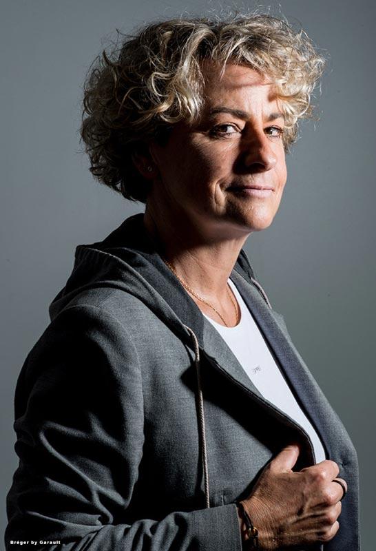 Véronique Bréger Interview