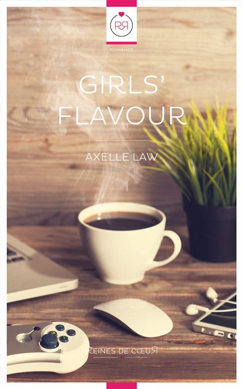 meilleurs livres lesbiens 2020 - Girls' Flavour Axelle Law