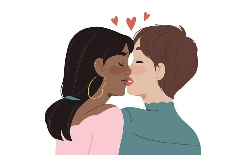 Etre Lesbienne en 2021