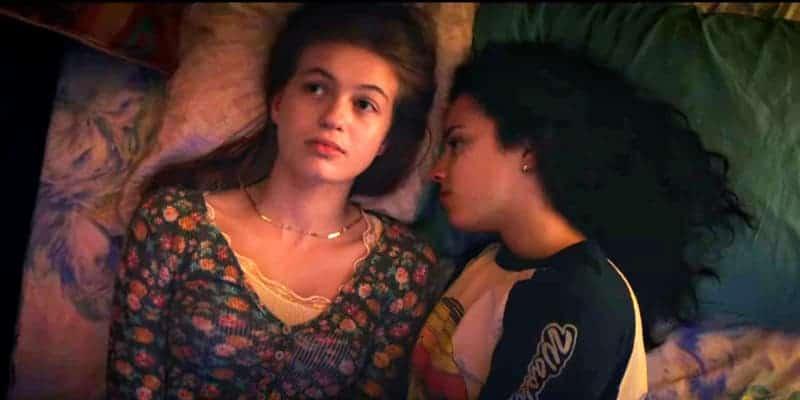 Fear Street un couple lesbien Deena et Sam